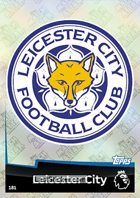 Club Badge (Leicester City)