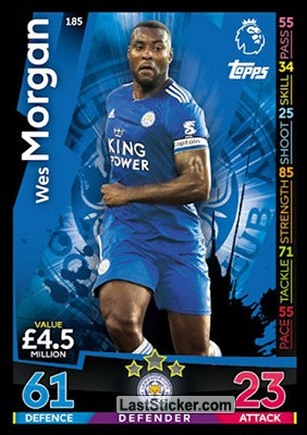 Wes Morgan (Leicester City)
