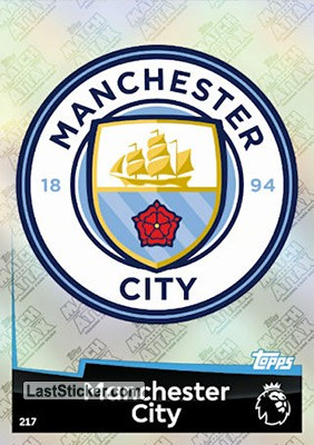 Club Badge (Manchester City)