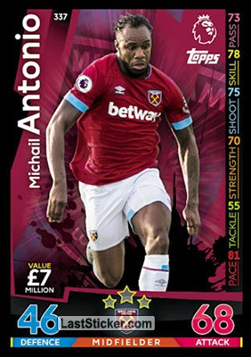 Michail Antonio (West Ham United)
