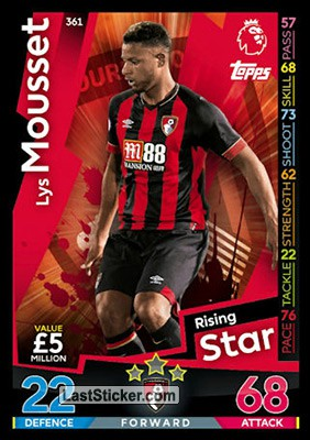 Lys Mousset (AFC Bournemouth)
