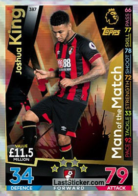 Joshua King (AFC Bournemouth)