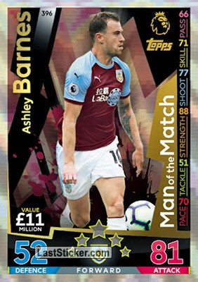 Ashley Barnes (Burnley)
