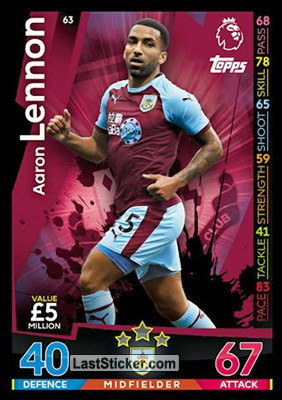 Aaron Lennon (Burnley)
