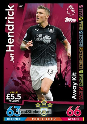 Jeff Hendrick (Burnley)
