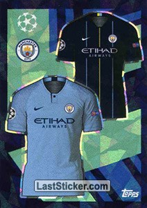 Home/Away Kit (Manchester City FC)