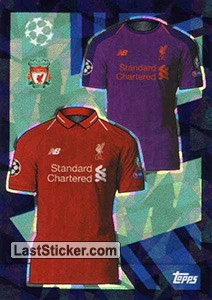 Home/Away Kit (Liverpool FC)