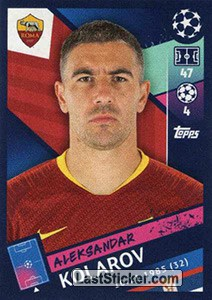Aleksandar Kolarov (AS Roma)
