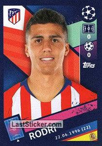 Rodri (Club Atlético de Madrid)