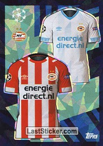 Home/Away Kit (PSV Eindhoven)