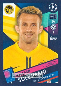 Miralem Sulejmani (BSC Young Boys)