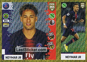 Neymar Jr (Paris Saint-Germain)
