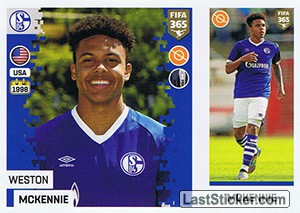 Weston Mckennie (FC Schalcke 04)