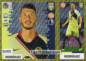 Guido Rodríguez (Club America)