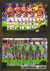 Croatia / Nigeria (Group D)