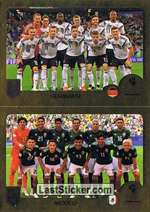 Germany / Mexico (Group F)