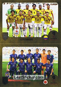 Colombia / Japan (Group H)