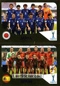 Japan / Spain (U-20 Women's world cup)