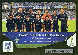 CF Pachuca (FIFA Club world cup)