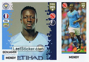 Benjamin Mendy (Manchester City)