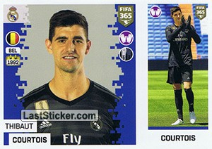 Thibaut Courtois (Real Madrid CF)