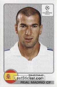 Zinedine Zidane (Real Madrid)