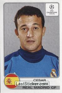 Cesar Sanchez (Real Madrid)