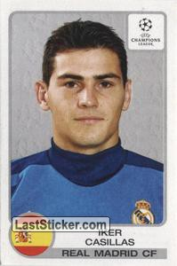 Iker Casillas (Real Madrid)