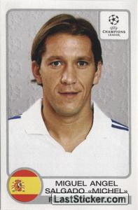 "Miguel Angel Salgado ""Michel"" (Real Madrid)"