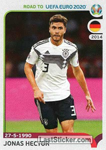 Jonas Hector (Germany)