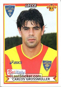Carlos Grossmuller (Lecce)