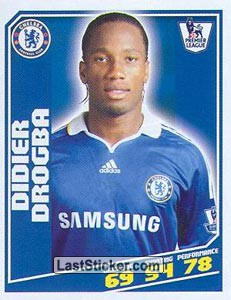 Didier Drogba (Chelsea)