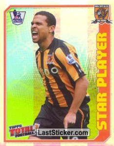 Deiberson Geovanni (Star Player) (Hull City)