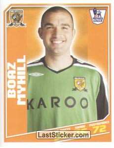 Boaz Myhill (Hull City)