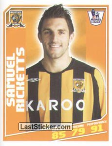 Samuel Ricketts (Hull City)