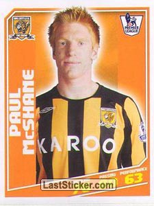 Paul McShane (Hull City)