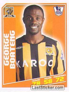 George Boateng (Hull City)