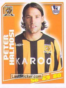 Peter Halmosi (Hull City)
