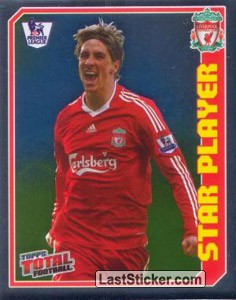 Fernando Torres (Star Player) (Liverpool)