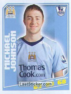 Michael Johnson (Manchester City)