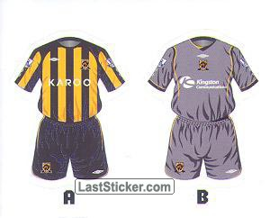Hull City Kits (The Kits)
