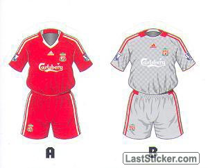 Liverpool Kits (The Kits)