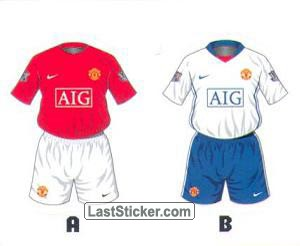 Manchester United Kits (The Kits)