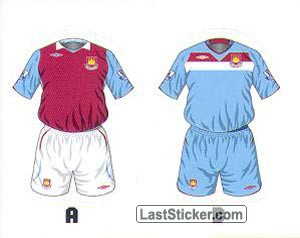 West Ham United Kits (The Kits)