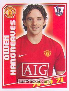 Owen Hargreaves (Manchester United)