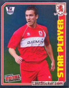 Stewart Downing (Star Player) (Middlesbrough)