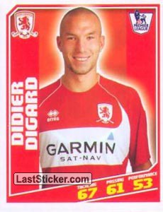 Didier Digard (Middlesbrough)