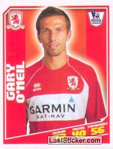 Gary O'Neil (Middlesbrough)
