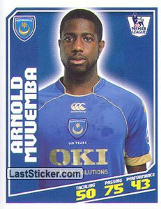 Arnold Mvuemba (Portsmouth)