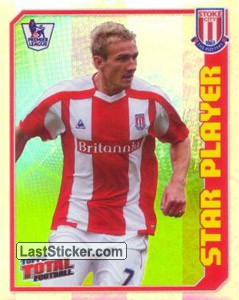 Liam Lawrence (Star Player) (Stoke City)